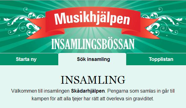 insamling